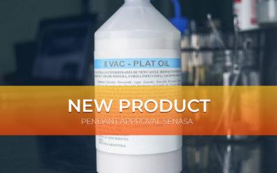 8 VAC · PLAT OIL